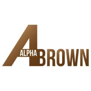 alpha-brown