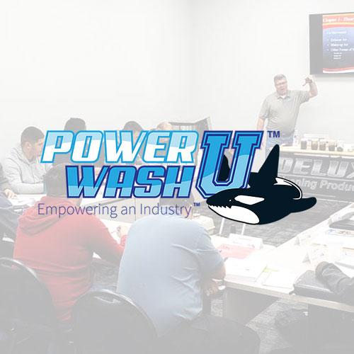 PowerWashU Class on Pwer Wash Soft Wash Business
