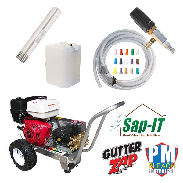 House Washing Business in a Box