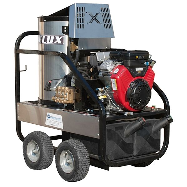 DELUX RK-47HE Commercial Hot Water Pressure Washer (High Efficiency)